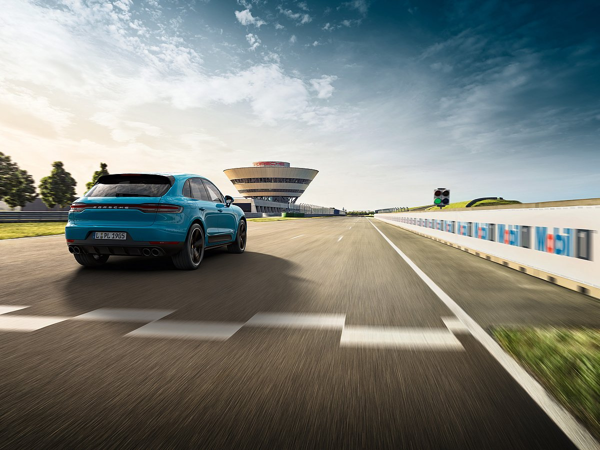 Detail Porsche Leipzig Gmbh Adaptive Lighting System For Automobiles A World Premiere In Shanghai Presents The New Macan