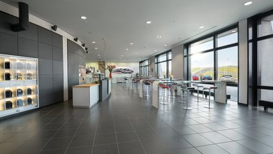 Motorsport Lounge