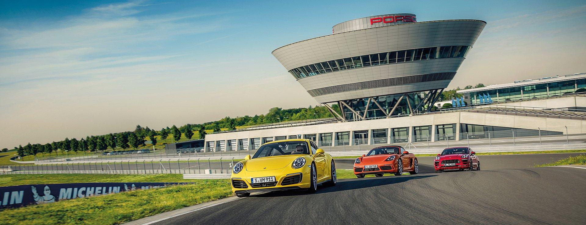mehr begeisterung pro sekunde unsere erlebnisprogramme - Bewerbung Porsche Leipzig