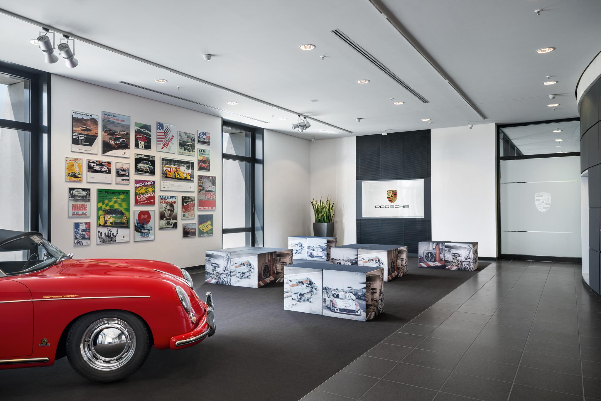 Classic Lounge Porsche Leipzig Gmbh