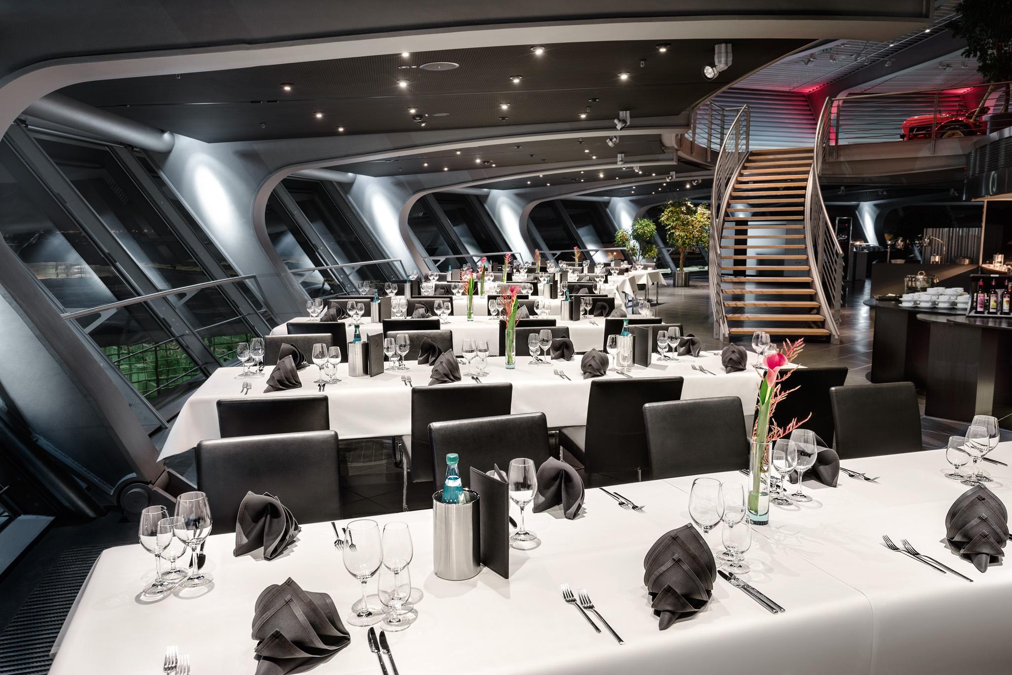 Restaurant Porsche Leipzig Gmbh