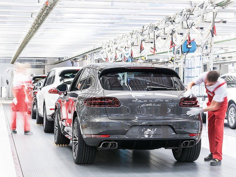 arbeiten bei porsche - Bewerbung Porsche Leipzig