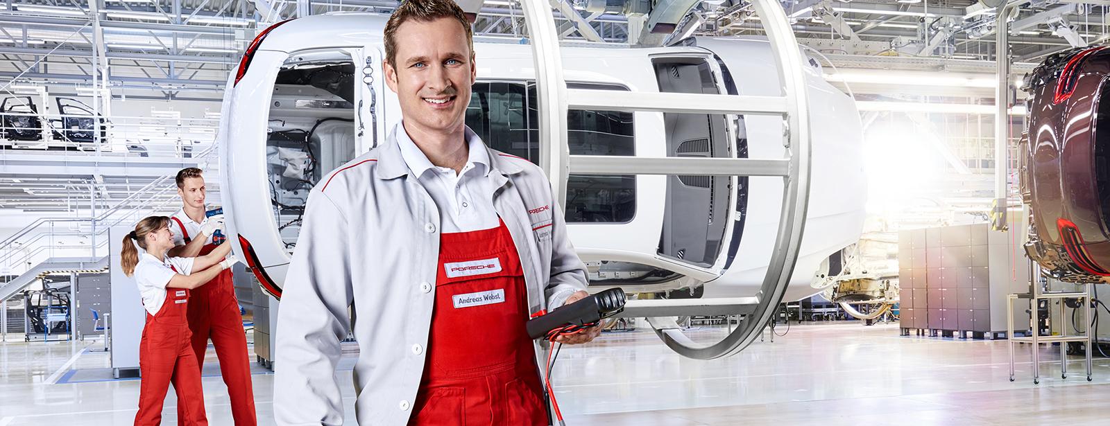 Jobs Karriere Porsche Leipzig Gmbh 3