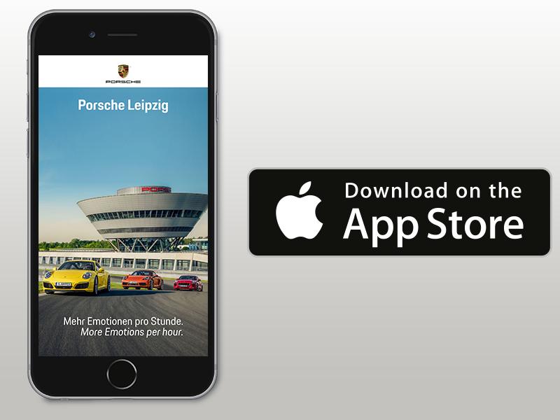 Porsche Leipzig App - Porsche Leipzig GmbH