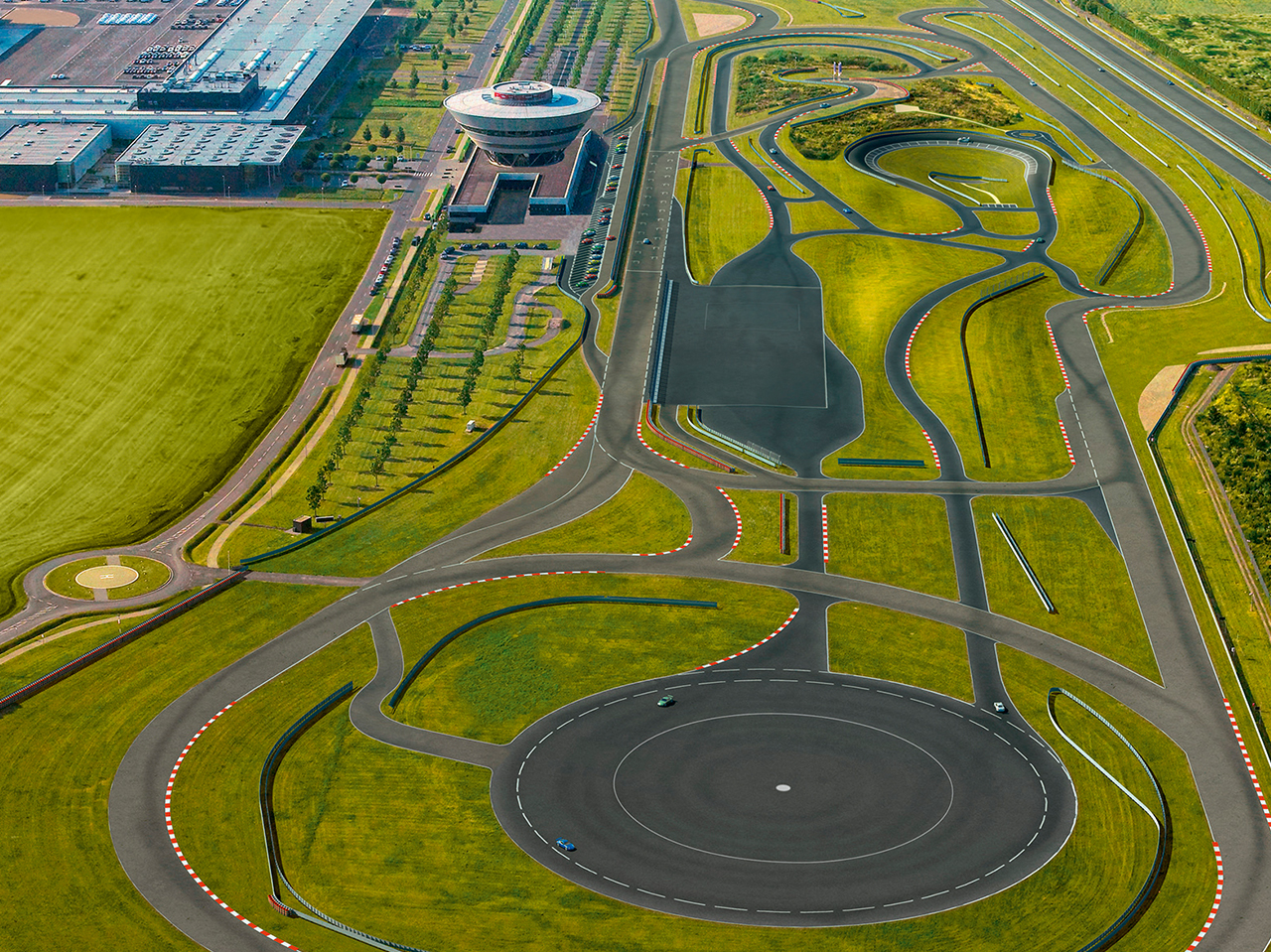 Cars Race Track